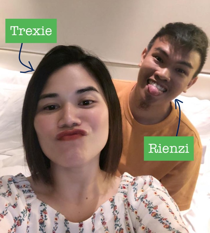 Rienzi and Trexie | Rienzi SEO